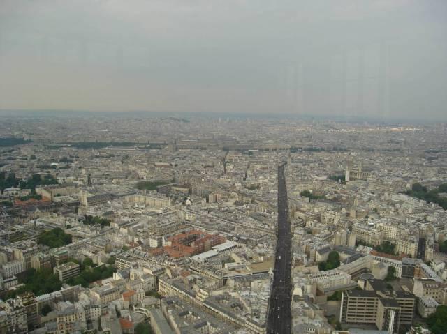 Párizs fölölről 100