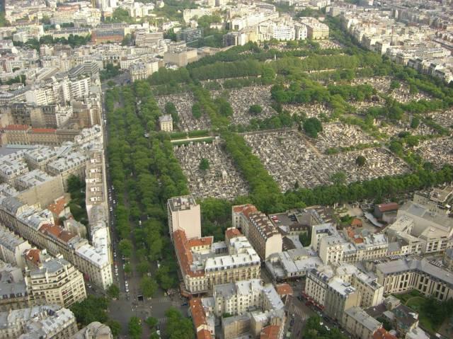 Párizs fölölről 101