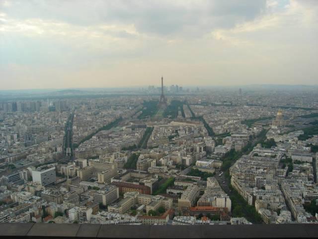Párizs fölölről 102