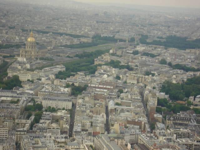 Párizs fölölről 103