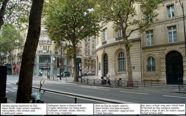 Párizsban járt az ősz 3