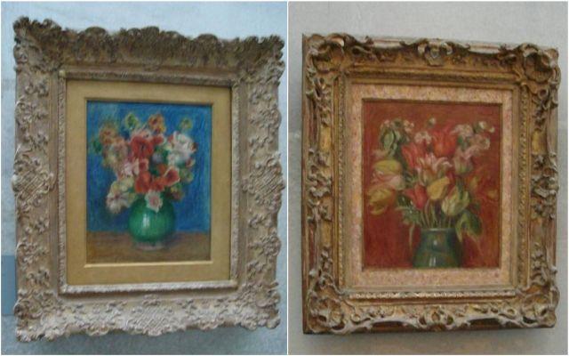 Renoir virágok