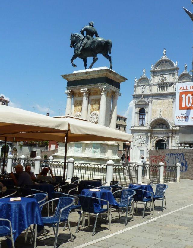 2014 nyár P1460563 Velence, Colleoni