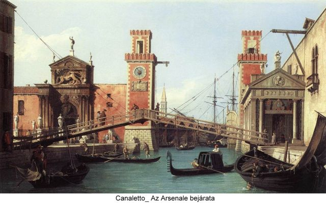 Canaletto view-of-the-entrance-to-the-arsenal