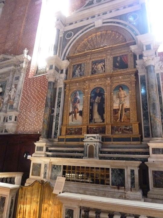 2014 nyár P1460581 Velence, Bellini oltár