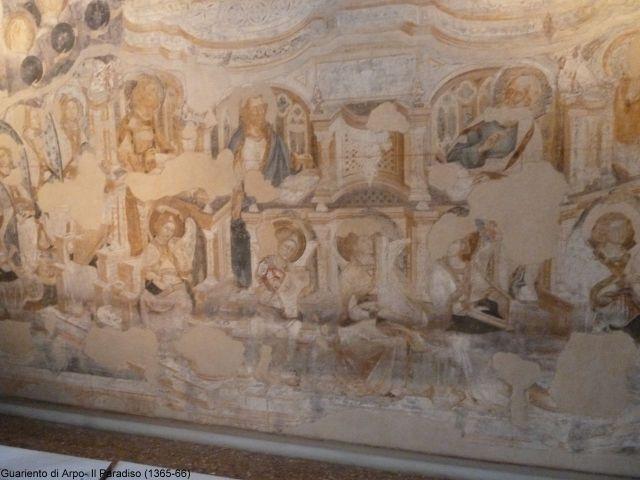 2014 nyár P1460926 Velence, Guariento di Arpo - Il Paradiso (1365-66)