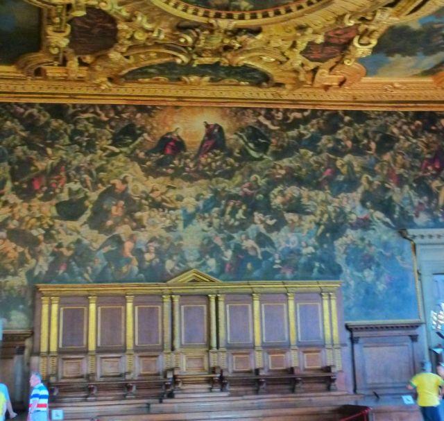 2014 nyár P1460946 a Velence Sala del Maggior Consiglio