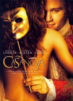 casanova, heath ledger