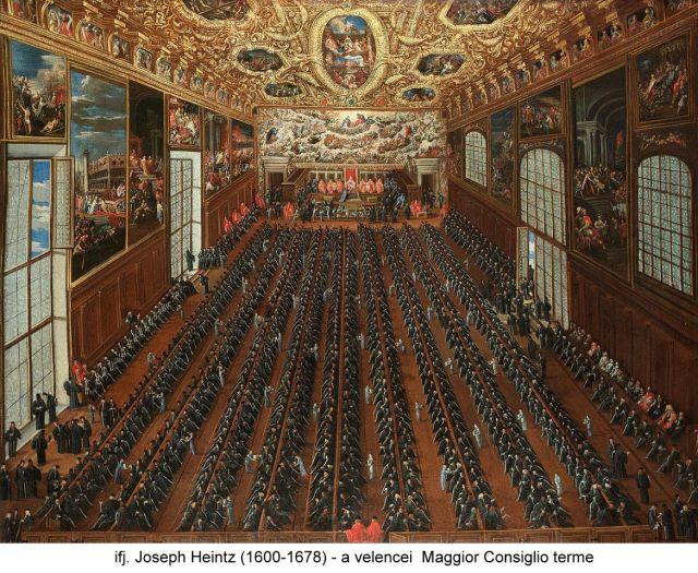 Joseph_Heintz_dJ (1600-1678)_Sala_Maggior_Consiglio_Venezia