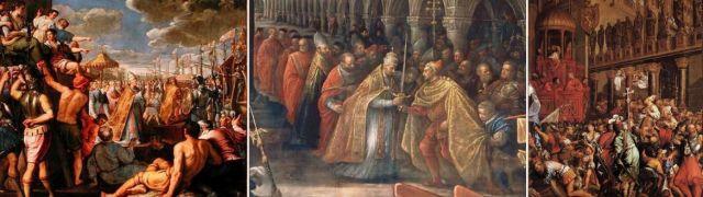 Kollázs, Nagytanács, történelmi 3