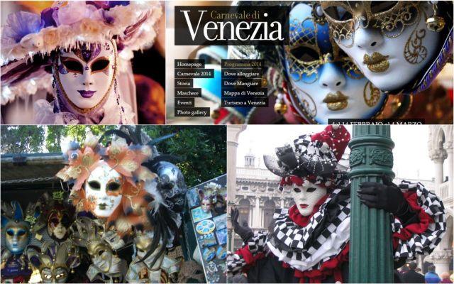 velencei karnevál és..