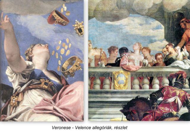 Veronese Velence allegoriák1