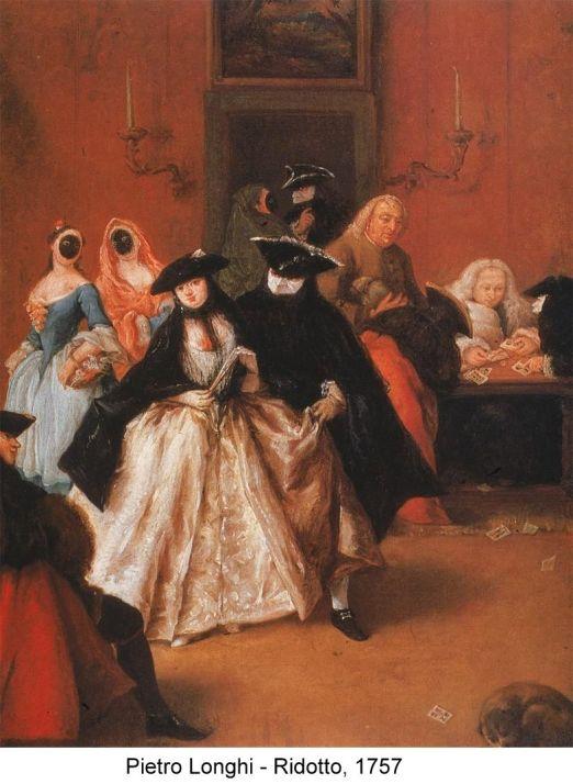 Longhi- Ridotto 1757