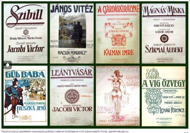 király_színház_plakátok