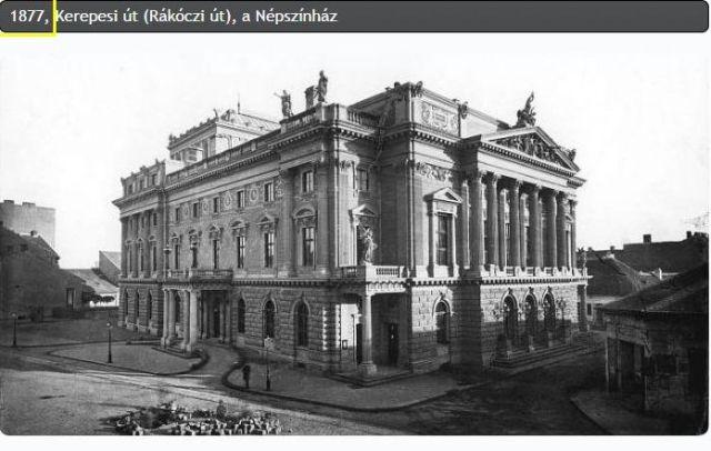 Népszínház, 1877 (Fellner és Helmer)