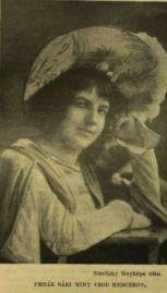 Fedák Sári - Bob herceg VU 1903 026