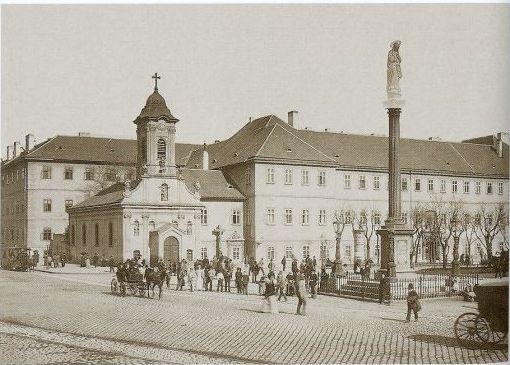 Klösz György 1900