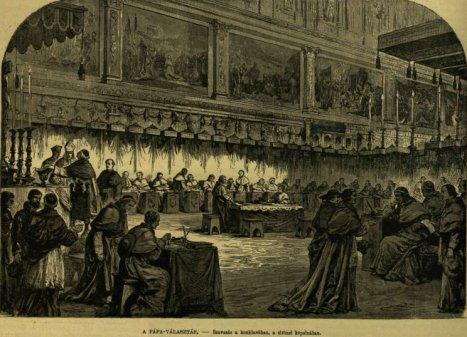 VU 1903 Pápaválasztás X. Pius 03