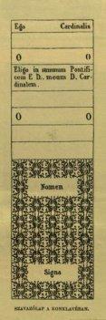 VU 1903 Pápaválasztás X. Pius 05