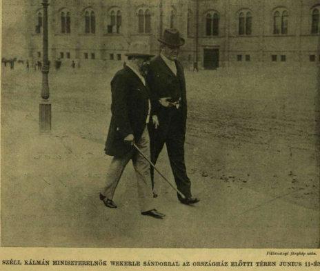 VU 1903 Széll Kálmán lemondása143