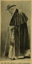 VU 1903 XIII.Leo pápa sétája vatikáni kertjében