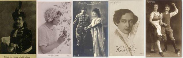 Ráthonyi-Petráss - Rátkai -Király kollázs