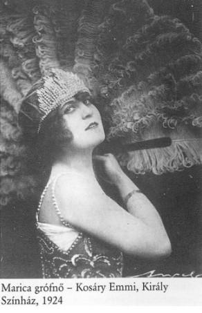 Kálmán marica_1924