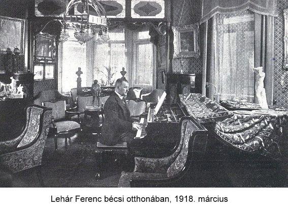 Léhar-in-seinem-Arbeitszimmer-März-1918