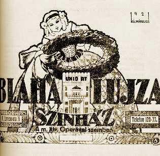 Blaha Lujza színház