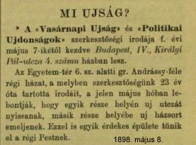 Vasárnapi Ujság,_1898.máj.8.