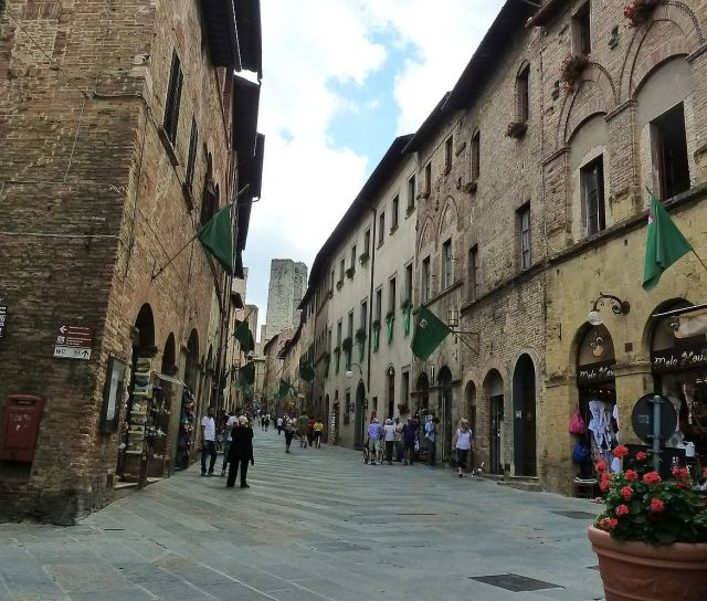 2014 nyár P1470043 San Gimignano