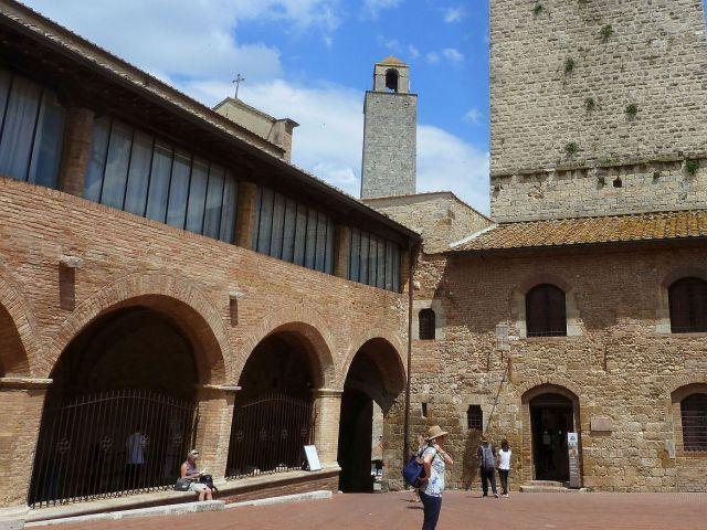 2014 nyár P1470065 a San Gimignano