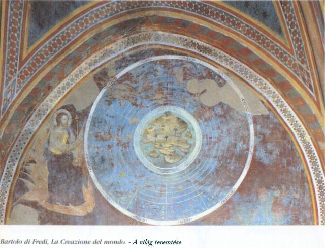 Collegiata - ótestamentumi történetek 1. Világ teremtése