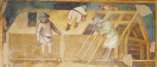 Collegiata - ótestamentumi történetek 3, Noé bárkát épít -részlet