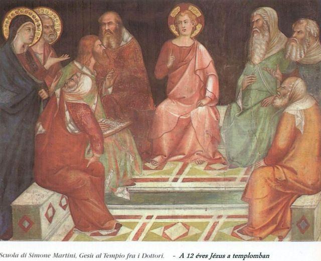 Collegiata - Gesu al Tempio fra i Dottori