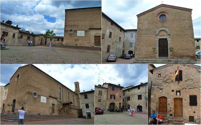 San Gimignano medievale 2