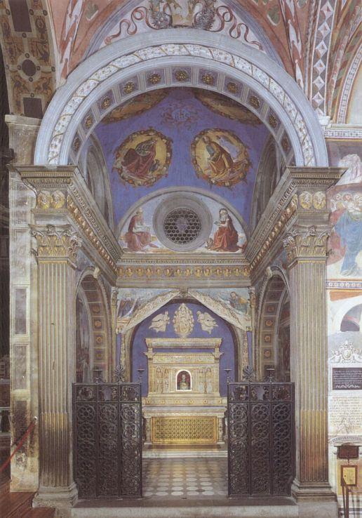 Santa Fina kápolnája