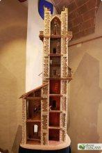 torony miniatura