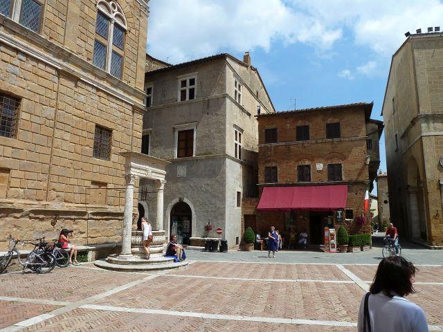 2014 nyár P1470253 Pienza
