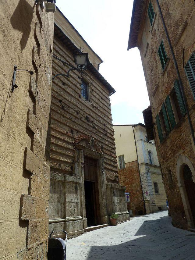 2014 nyár P1470385 Montepulciano, Chiesa del Gesu