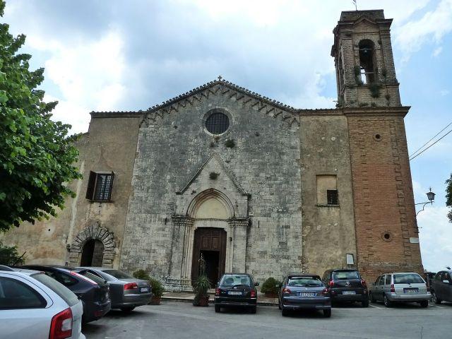 2014 nyár P1470409 Montepulciano - Chiesa Santa Maria dei Servi