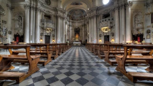 Chiesa del Gesu e Santuario Madonna delle tre ave