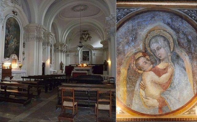 Chiesa Santa Maria dei Servi és La Madonna della Santoreggia