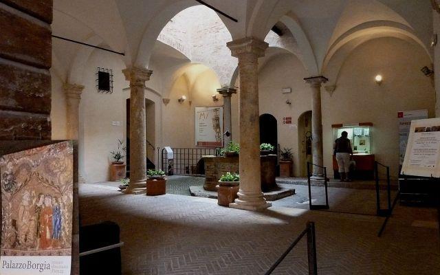 Palazzo Borgia