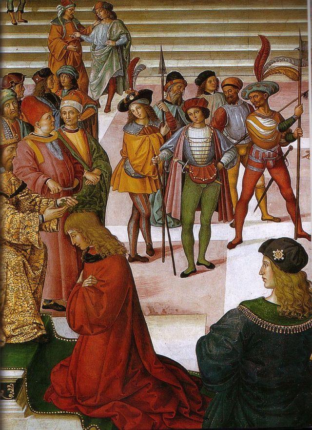 Pinturicchio,_libreria_piccolomini,_dettaglio_04
