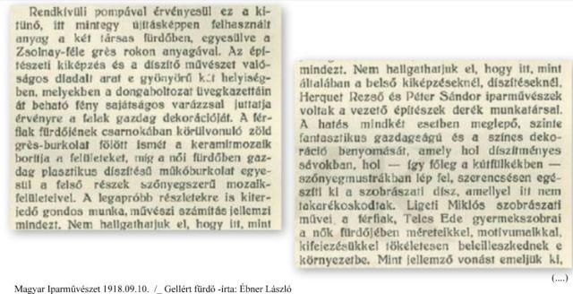 Magyar_Iparművészet-_Gellért_fürdőről Éber László részlet