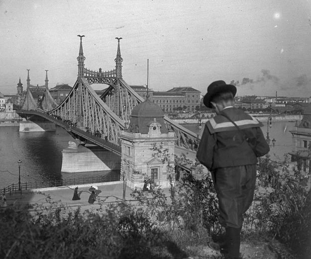 1900 k. Szabadság híd 27650