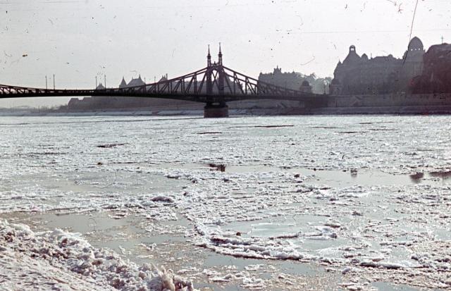 1943 Szabadság híd, gellért szálló 40886