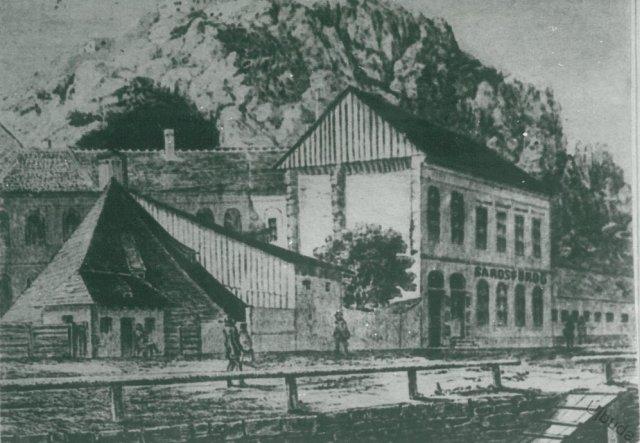 Újbudai séta - Sárosfürdő