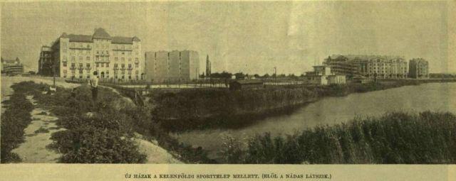 1910.aug.7. új városrész épül - nádas